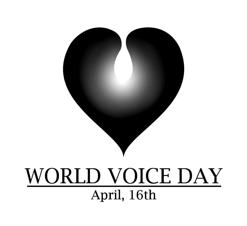 World Voice Day Logo sw